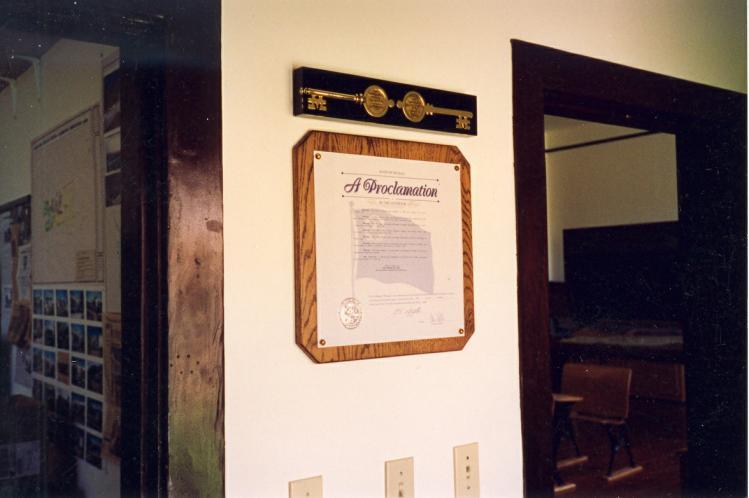 Midas School Proclamation